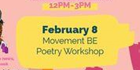 Kids Fun Zone Movement BE Poetry Workshop at Crenshaw Imperial Plaza tickets