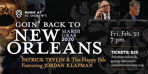 Goin' Back to New Orleans: Mardi Gras 2020