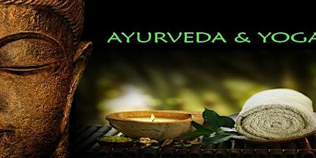 Ayurveda and Yoga Mini Retreat tickets