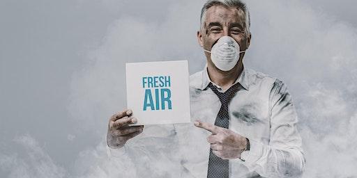 Gelukkig gezond: Dirk Avonts: Onze luchtkwaliteit, hoe zit het ermee?