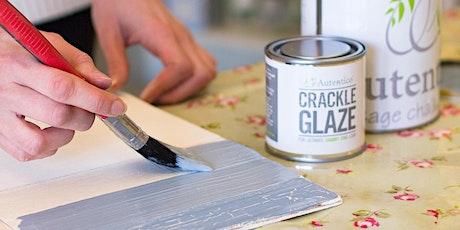 Decorative Painting Techniques tickets