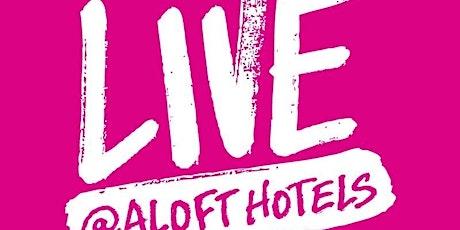 Live @ Aloft Valentine's Party tickets