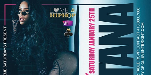 Love & Hip Hop's CYN SANTANA LIVE