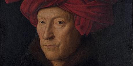 Lezing: Jan van Eyck tickets