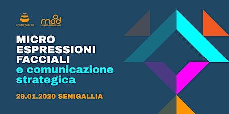 Microespressioni facciali e comunicazione strategica 29 gennaio 2020 biglietti