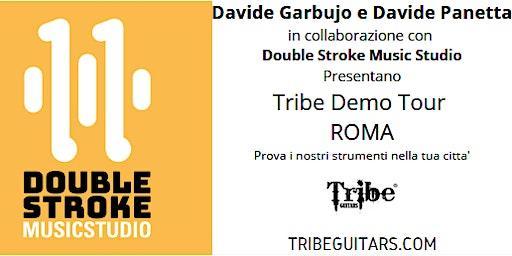 Tribe Demo Tour ROMA: Prova i bassi Tribe nella tua citta'!