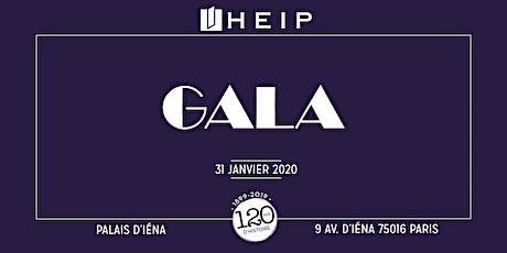 Gala HEIP billets