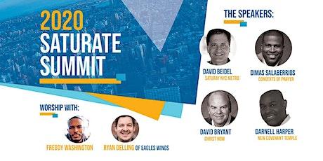 Saturate Summit 2020 - 2/1  - Queens tickets