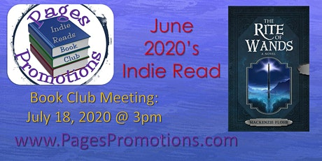 Indie Reads Book Club June 2020 - Rite of Wands tickets