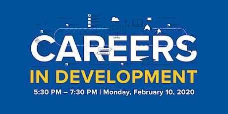Careers in Development tickets