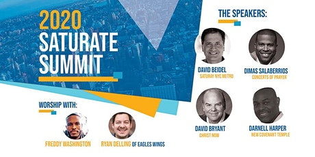 Saturate Summit 2020 - 4/25, 26 - South Brooklyn tickets