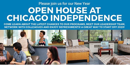 Gateway Foundation Chicago Independence : Open House