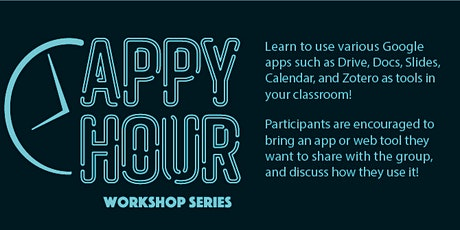 Appy Hour: Interactive Presentation Sources tickets