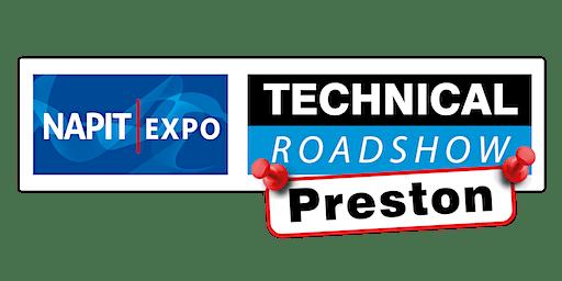 NAPIT EXPO Technical Roadshow - PRESTON