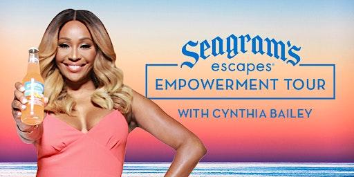 Seagram's Escapes Empowerment  Tour with Cynthia Bailey | Miami