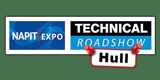 NAPIT EXPO Technical Roadshow - HULL