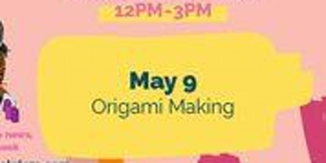 Free Origami Making at Crenshaw Imperial Plaza Kids Fun Zone  tickets