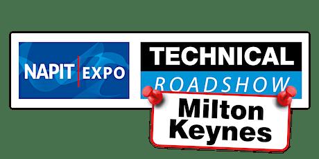 NAPIT EXPO Technical Roadshow - MILTON KEYNES tickets