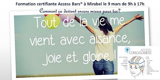 Formation Praticien Access Bars des Laurentides
