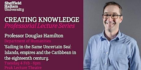 Professor Douglas Hamilton Inaugural Lecture tickets