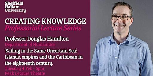 Professor Douglas Hamilton Inaugural Lecture
