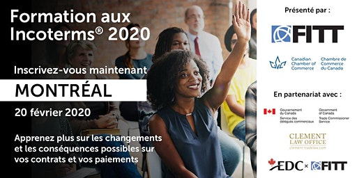 Formation aux Incoterms® 2020 | Incoterms® 2020 Training