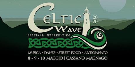 Celtic Wave 2020 biglietti