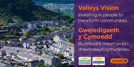 Valleys Vision – investing in people to transform communities tickets