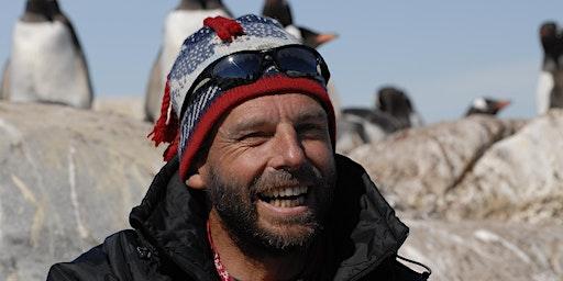 Broodje ARhus: Dixie Dansercoer op expeditie naar Antarctica