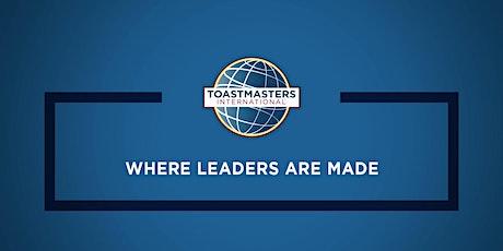 Comunicação & Liderança | Toastmasters | Universidade Europeia | Lisboa bilhetes