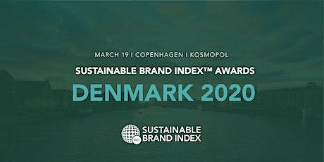Sustainable Brand Index Awards 2020 - Denmark tickets