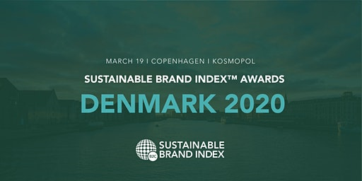 Sustainable Brand Index Awards 2020 - Denmark