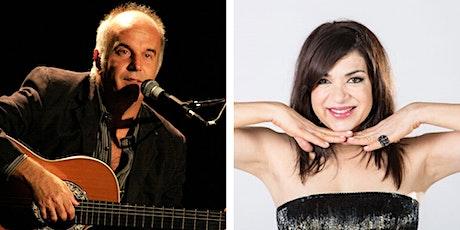 Claribel Medina y Esteban Morgado - ENTRE TANGOS Y BOLEROS tickets