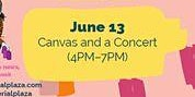 Free Kids Fun Zone Canvas & Concert at Crenshaw Imperial Plaza