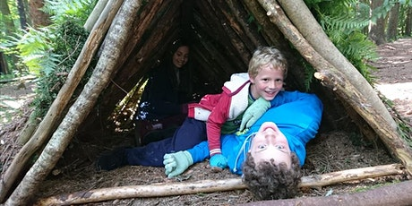 Father's Day Family Bushcraft - fire lighting & shelter building tickets