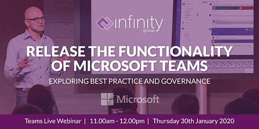 Adopting the power and functionality of Microsoft Teams