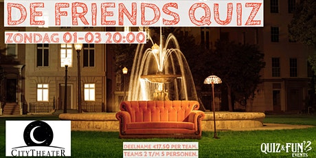 De Friends Quiz | Schijndel tickets