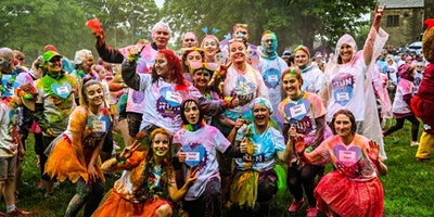 Colour Run 2020 - Forget Me Not Children's Hospice