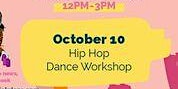 Free Kids Fun Zone Hip Hop Dance Workshop at Crenshaw Imperial Plaza