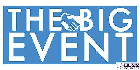 #TheBigEvent 2020 tickets