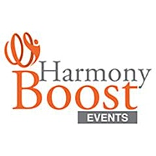 HARMONY BOOST COACHING & EVENTS logo