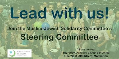 MJSCs Steering Committee  Introductory Meeting