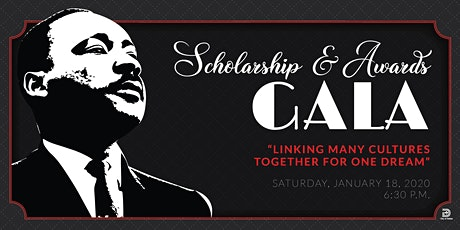 2020 Dr. Martin Luther King Jr. Scholarship & Awards Gala tickets
