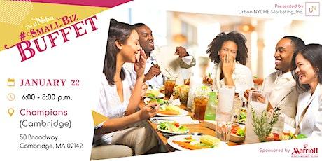 The uNsbn #SmallBizBuffet - Small Business Buffet (FREE!) tickets