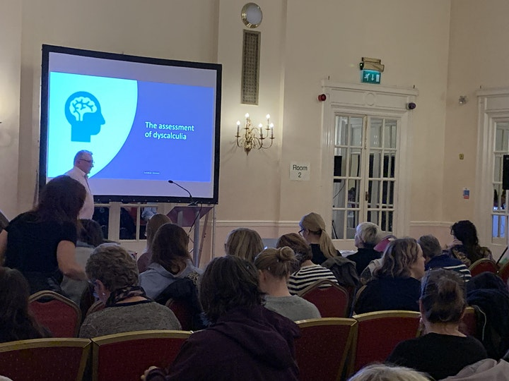 Dyslexia , Dyscalculia and EAL Conference image
