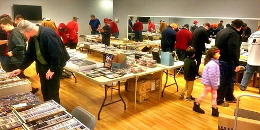 Richmond Expo Sports Card, Hobby & Collectibles Show February 29