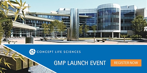 Concept Life Sciences Good Manufacturing Practice (GMP) event