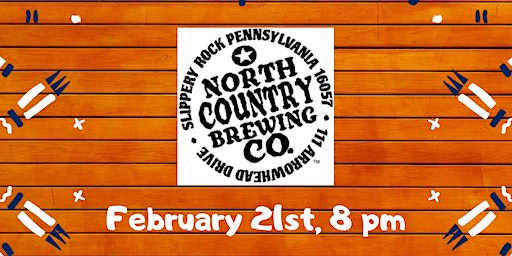 Stand Up Comedy at North Country Canning Company