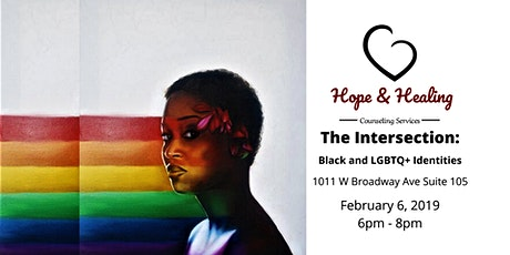 The Intersection: Black & LGBTQ+ Identities tickets