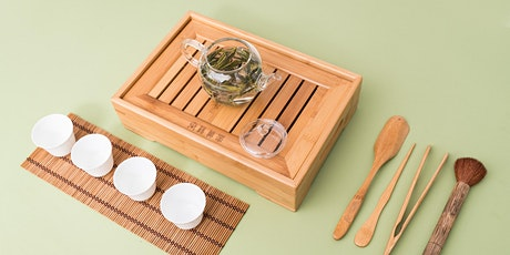 P & T Tea Tasting - Introducing Chinese Tea Tickets